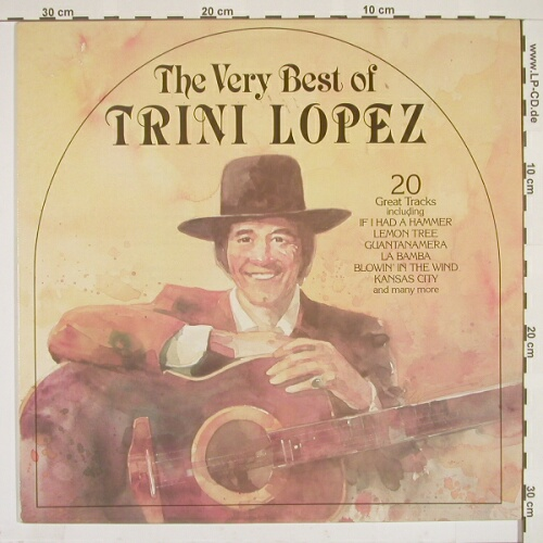 Lopez,Trini: Very Best Of - 20 Great Tracks, ERA(one 1210), ,  - LP - B2134 - 4,00 Euro