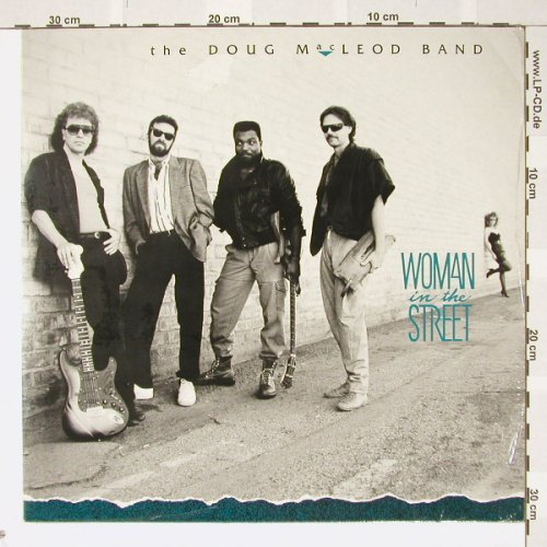 Mc Leod Band,Doug: Woman In The Street, FS-New, Line(4.000444), D, 87 - LP - B2467 - 6,00 Euro