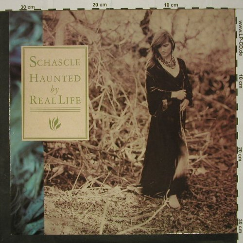 Schascle: Haunted By Real Life, Reprise(7599-26510-1), D, 91 - LP - B291 - 6,00 Euro