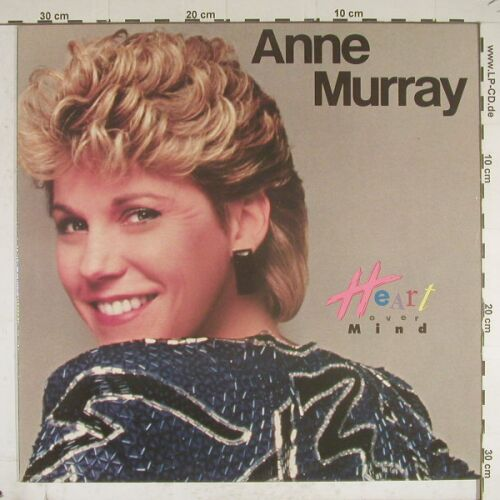Murray,Anne: Heart Over Mind, Capitol(24 0224 1), NL, 84 - LP - B307 - 5,50 Euro