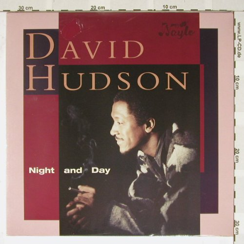 Hudson,David: Night And Day, FS-New, Line(TLLP 4.00583 J), D, 88 - LP - B3172 - 6,00 Euro