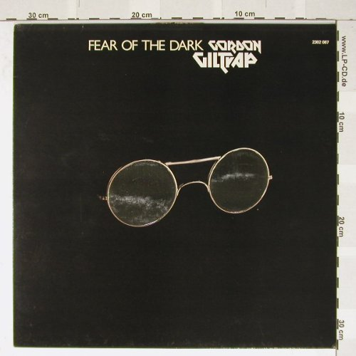 Giltrap,Gordon: Fear Of The Dark, m-/vg+, Polydor(2302 087), F,  - LP - B3268 - 4,00 Euro