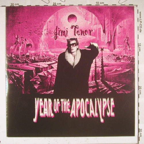 Tenor,Jimi: Year Of The Apocalypse*2+1, Warp(WAP 116), UK, 99 - 12inch - B5091 - 4,00 Euro