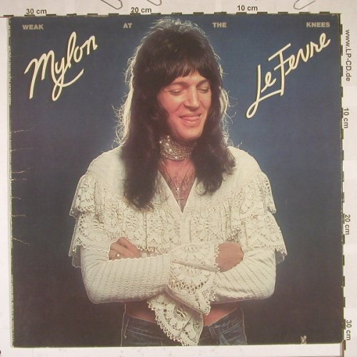 Lefevre,Mylon: Weak At The Knees, WB(BS 3070), US, 77 - LP - B5126 - 9,00 Euro
