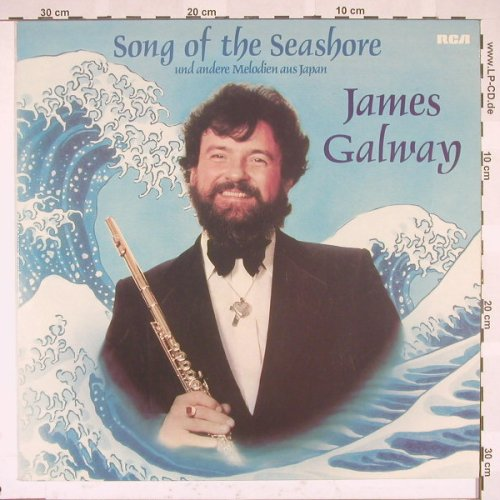 Galway,James: Song Of The Seashore, RCAred(RL 25253), D, 79 - LP - B5304 - 5,00 Euro