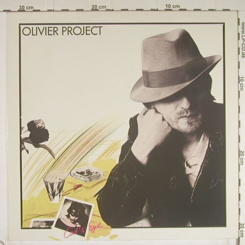 Olivier: Project, Metron.(823 824), D,  - LP - B542 - 3,00 Euro