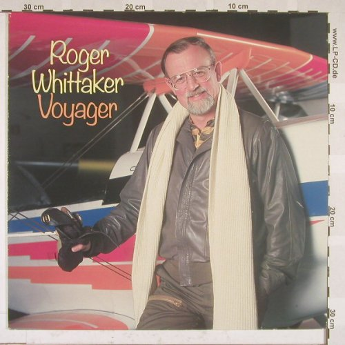 Whittaker,Roger: Voyager, Aves(INT 161.549), D, 83 - LP - B5540 - 5,50 Euro
