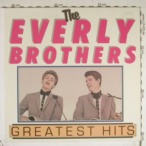 Everly Brothers: Greatest Hits, m-/vg+, Neon(N 8333007), NL,  - LP - B561 - 1,50 Euro
