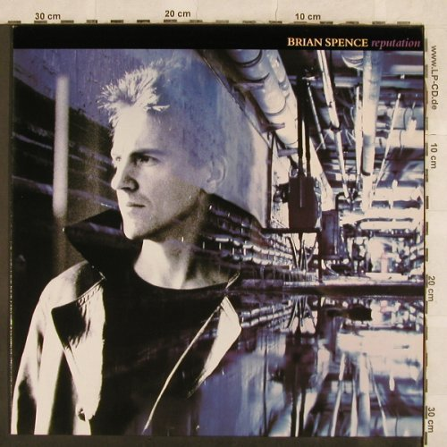 Spence,Brian: Reputation, Polydor(835 779-1), D, 1988 - LP - B5703 - 4,00 Euro