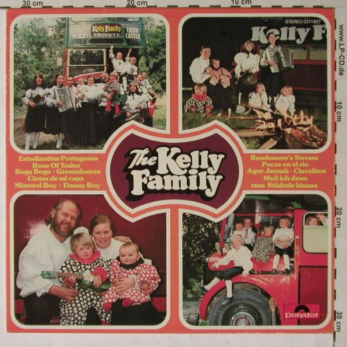 Kelly Family: Same, Polydor(2371 927), D, 1979 - LP - B6033 - 5,50 Euro
