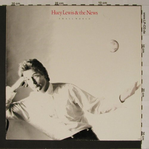 Lewis,Huey & The News: Small World, Chrysalis(75203), , 88 - LP - B6097 - 7,50 Euro