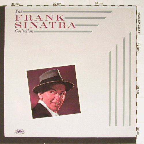 Sinatra,Frank: The F.S. Collection, Capitol(EMTV 41), UK, 86 - LP - B6291 - 5,50 Euro
