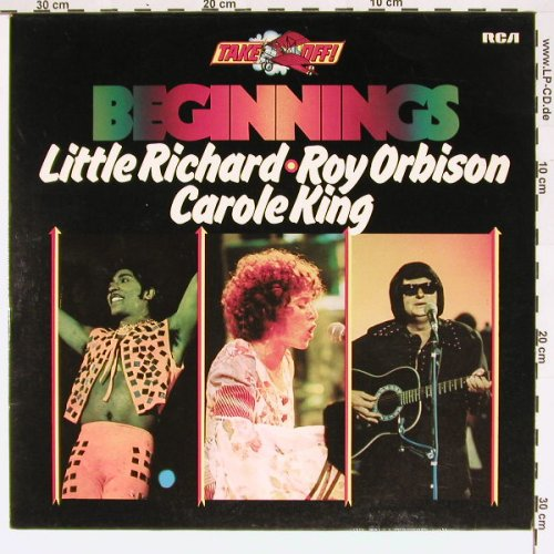 V.A.Beginnings-Take Off!: Little Richard, R.Orbison, RCA(26.21725 AE), D,  - LP - B6373 - 5,00 Euro