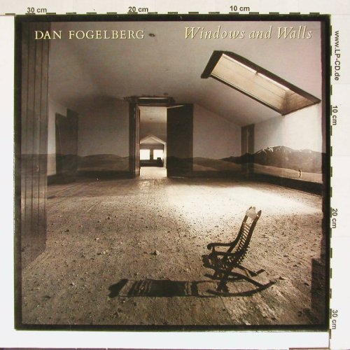 Fogelberg,Dan: Windows And Walls, Epic(25773), NL, 84 - LP - B6418 - 5,00 Euro