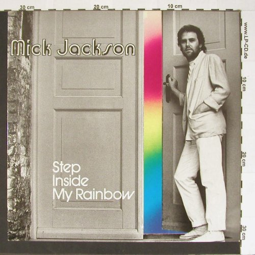 Jackson,Mick: Step Inside My Rainbow, Global(0063.204), D, 79 - LP - B6971 - 5,50 Euro