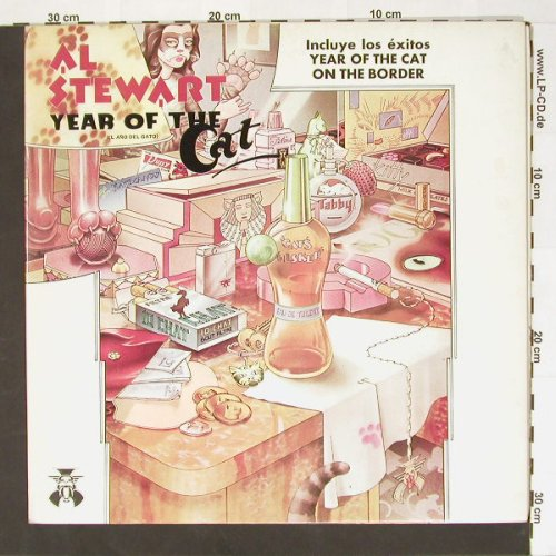 Stewart,Al: Year Of The Cat, Foc, RCA(PL-25042), E, 77 - LP - B7160 - 4,00 Euro
