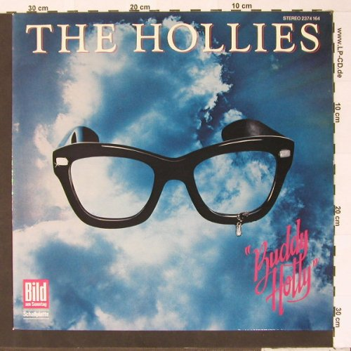 Hollies: Buddy Holly, BILD am Sonntag ed., Polyd.(2374 164), D, 80 - LP - B7323 - 7,50 Euro