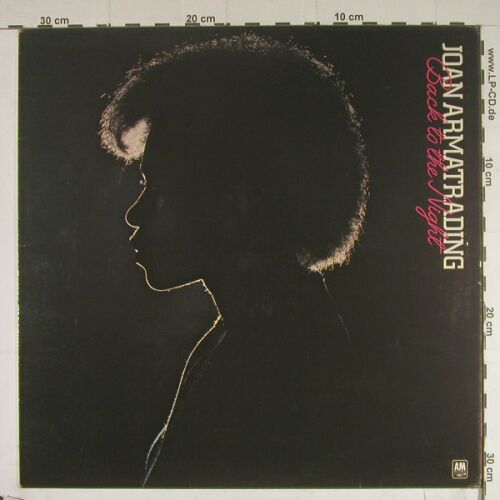 Armatrading,Joan: Back To The Night, AM(LH 68305), UK, 1975 - LP - B732 - 6,00 Euro
