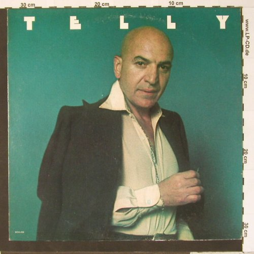 Savalas,Telly: Telly, MCA(436), US, 74 - LP - B7330 - 6,00 Euro
