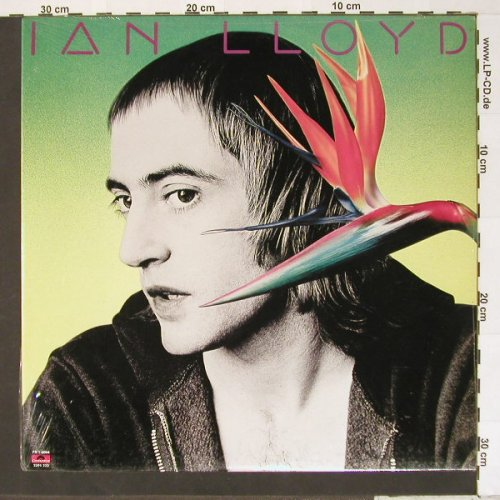 Lloyd,Ian: Same, FS-New, Polydor(PD 1 6066), US, 76 - LP - B7337 - 12,50 Euro