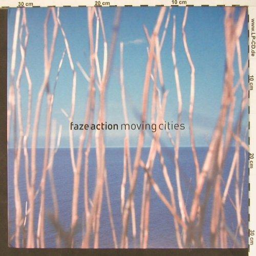 Faze Action: Moving Cities, vg+/m-,well playable, Nuphonic(nux 138), , 99 - 2LP - B8000 - 7,50 Euro