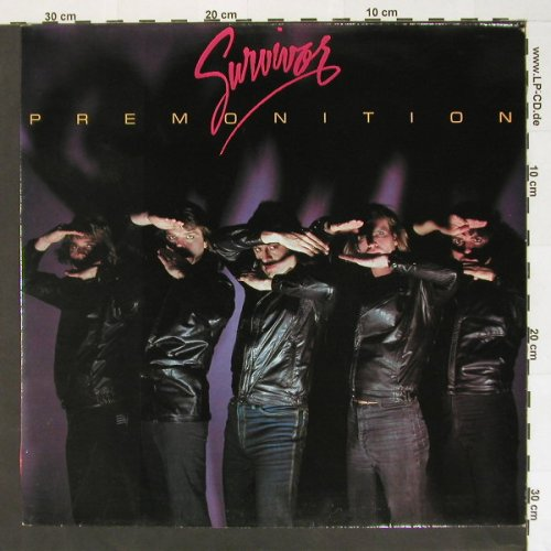 Survivor: Premonition, ScottiBros(SCT 85289), UK, 81 - LP - B8017 - 5,00 Euro