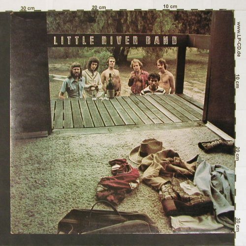 Little River Band: Same, EMI(EMC 3144), UK, 1975 - LP - B8028 - 5,00 Euro