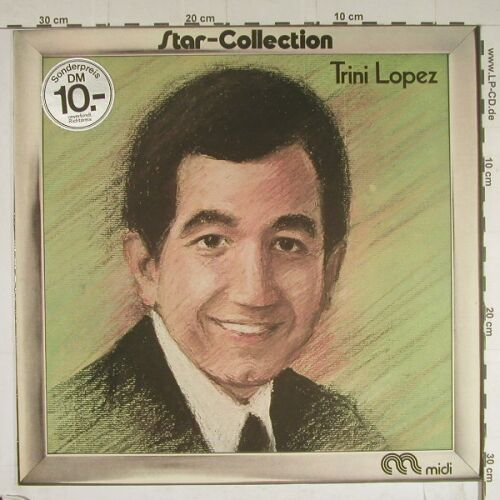 Lopez,Trini: Star-Collection, Midi(MID 24 001), D,  - LP - B802 - 5,00 Euro