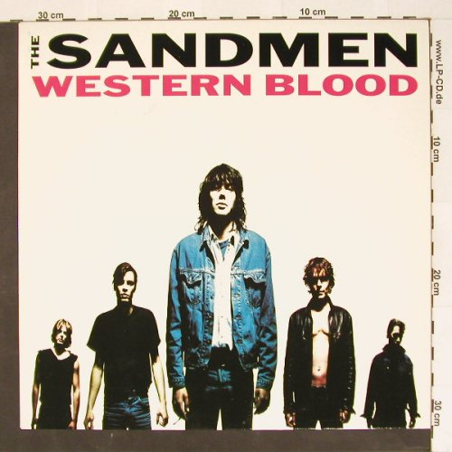 Sandmen: Western Blood, AM(395 239), , 89 - LP - B8224 - 3,00 Euro