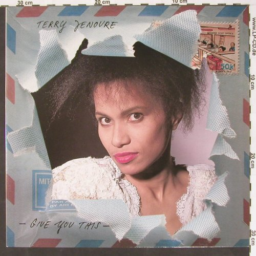 Jenoure,Terry: Give you this, Minor(90 000 1), D, 87 - LP - B8313 - 5,00 Euro