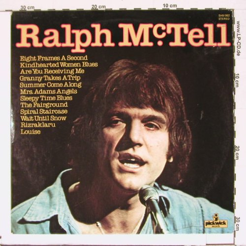 Mc Tell,Ralph: Same, Pickwick(SHM 962), UK,  - LP - B8522 - 4,00 Euro
