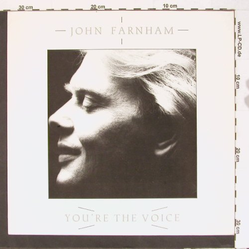 Farnham,John: You're The Voice+2, RCA(PT 41094), D, 1986 - 12inch - B8679 - 2,00 Euro