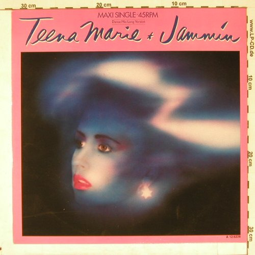 Marie,Teena: Jammin(Dance,Radio,Fun) d.mix.Long, CBS(A 12.6226), NL, 85 - 12inch - B9007 - 3,00 Euro