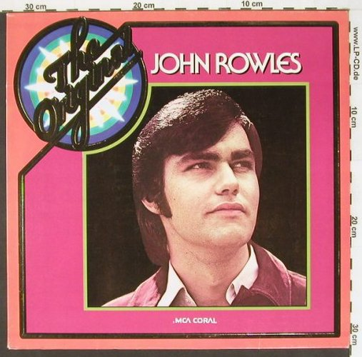 Rowles,John: The Original, MCA(42.016), D,  - LP - B9109 - 5,00 Euro