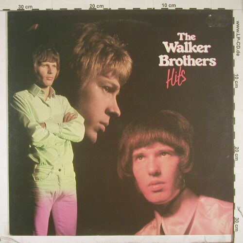 Walker Brothers: Hits, Philips(PRICE 37), UK, 1982 - LP - B955 - 5,00 Euro