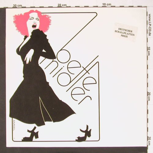 Midler,Bette: Same, Atlantic(ATL 40 517), D, 73 - LP - B9628 - 5,00 Euro