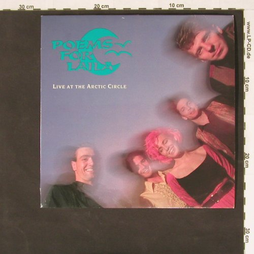 Poems For Laila: Live At The Arctic Circle,4 Tr., EFA(04038-04), D, 90 - 10inch - B9928 - 5,00 Euro