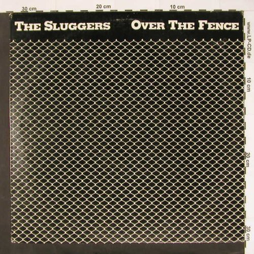 Sluggers, the: Over the Fence-2,Promo, Arista(ADP-9475), US, 1986 - 12inch - C1433 - 4,00 Euro