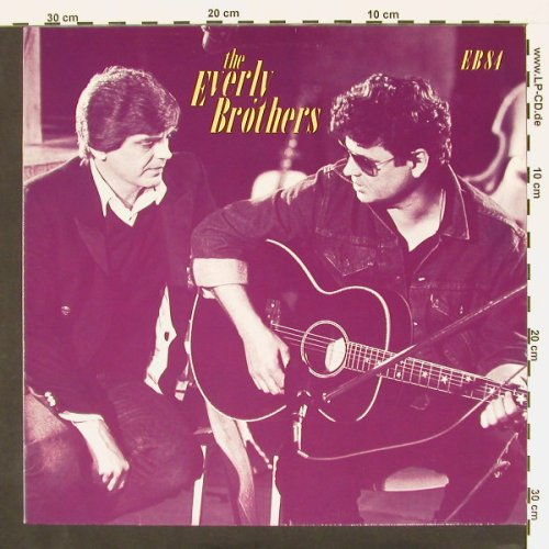 Everly Brothers: EB 84, Mercury(822 431), D, 84 - LP - C144 - 4,00 Euro