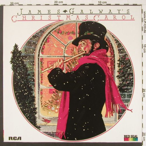Galway,James: Christmas Carol, RCA(RL85888), D, 1986 - LP - C1607 - 5,00 Euro