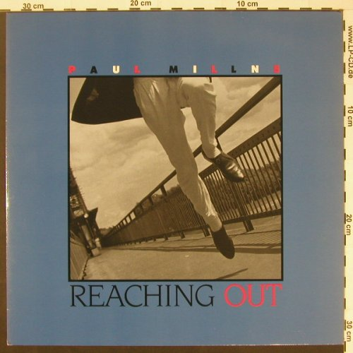 Millns,Paul: Reaching Out, M-vg+, PLÄNE(88576), D, 87 - LP - C1689 - 5,00 Euro