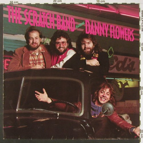 Scratch Band f. Danny Flowers: Same, MCA(204 651), D, 1982 - LP - C1737 - 5,00 Euro