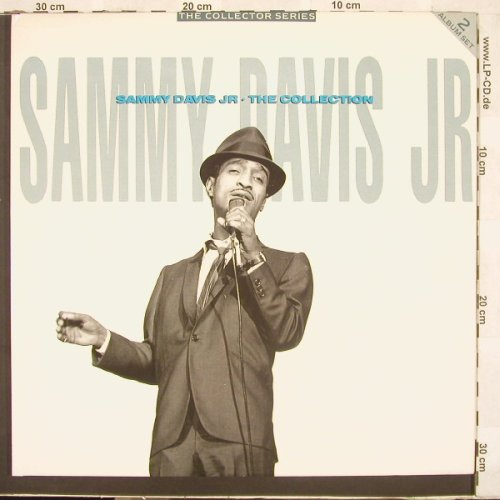 Davis Jr.,Sammy: The Collection,Foc, Castle(CCSLP 225), UK, 89 - 2LP - C1827 - 7,50 Euro