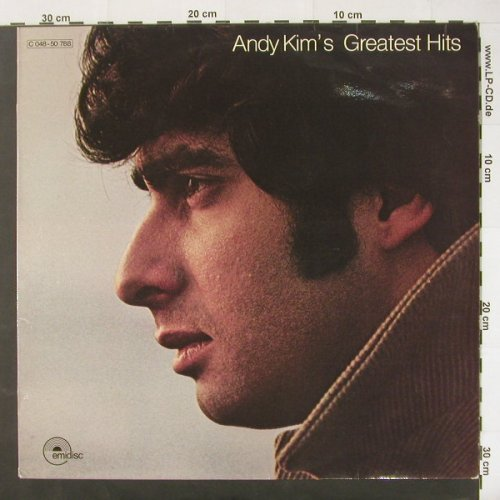 Kim,Andy: Greatest Hits, Emidisc(C 048-50 788), D,  - LP - C1878 - 5,00 Euro