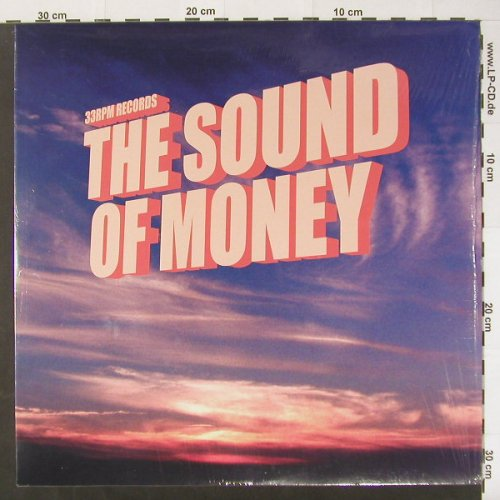 V.A.The Sound of the money: 11 Tr., No. 10, 33rpm Rec.(010), , 2004 - LP - C1944 - 5,00 Euro