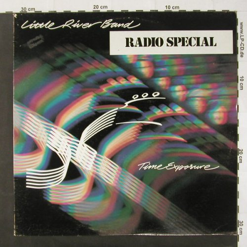 Little River Band: Time Exposure,Promo,Radio special, Capitol(ST.12163), US, 81 - LP - C2038 - 6,50 Euro