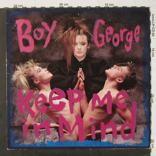 George,Boy: Keep Me In Mind+2, Virgin(609 154-213), D, 1987 - 12inch - C2150 - 2,50 Euro