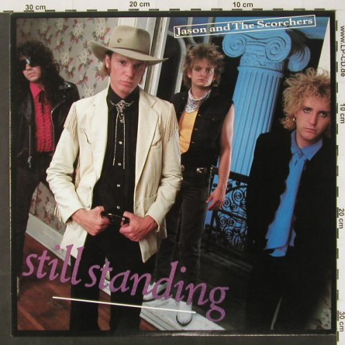 Jason & The Scorchers: Still Standing, EMI(ST-17219), US, 86 - LP - C2243 - 4,00 Euro
