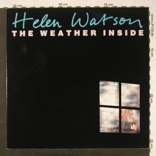 Watson,Helen: The Weather Inside (Carmel), Columbia(7 91883 1), EEC, 89 - LP - C2537 - 6,00 Euro