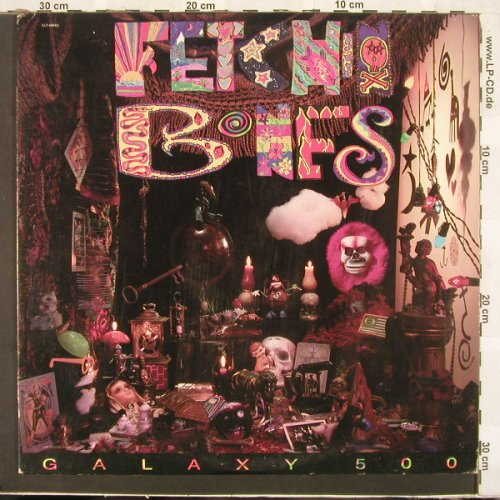 Fetchin Bones: Galaxy 500, Capitol(CLT-46953), US, 87 - LP - C2717 - 6,50 Euro